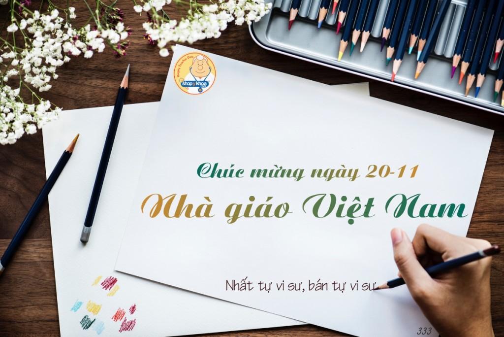 Thiep chuc mung 20-11
